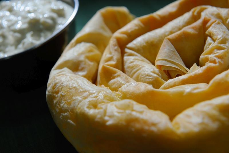 Пита с сыром